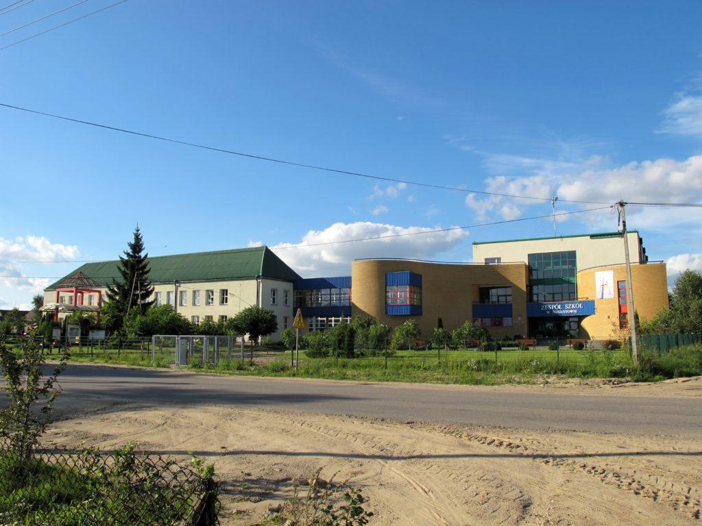 Kontakt szkoły w Augustowie